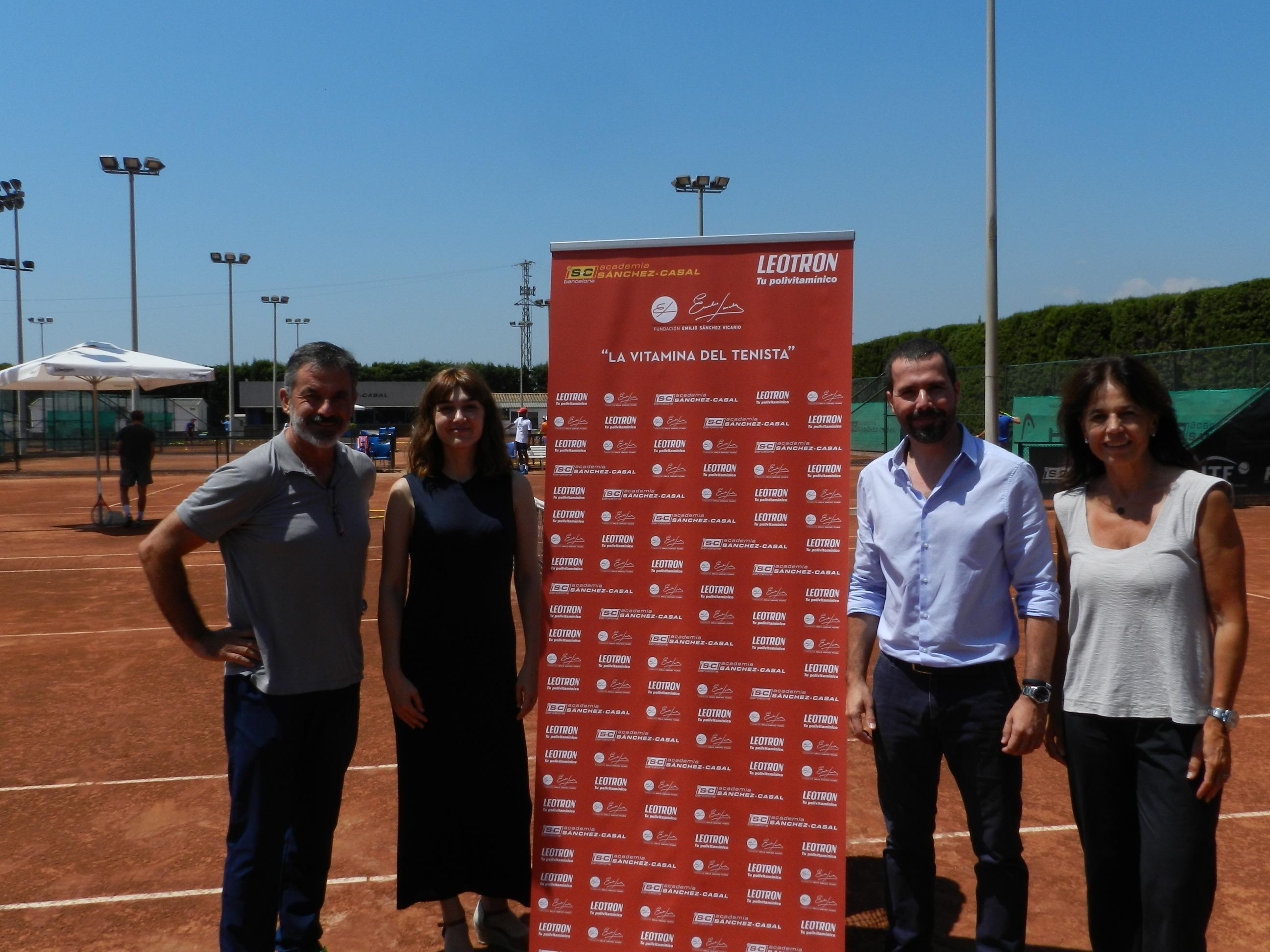 Image for Leotron, vitamina oficial de los torneos VII ITF Silla de Ruedas y Sanchez-Casal Challenger Cup de FESV