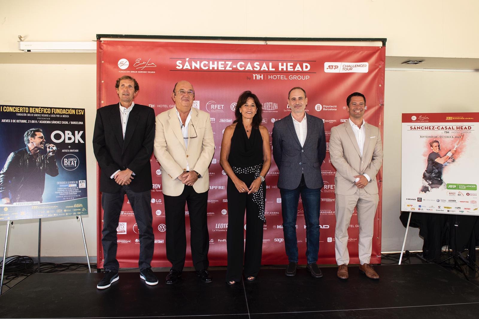 Image for II SÁNCHEZ-CASAL HEAD BY NH HOTEL GROUP, DEL ATP CHALLENGER TOUR ORGANIZADO POR FUNDACIÓNESV