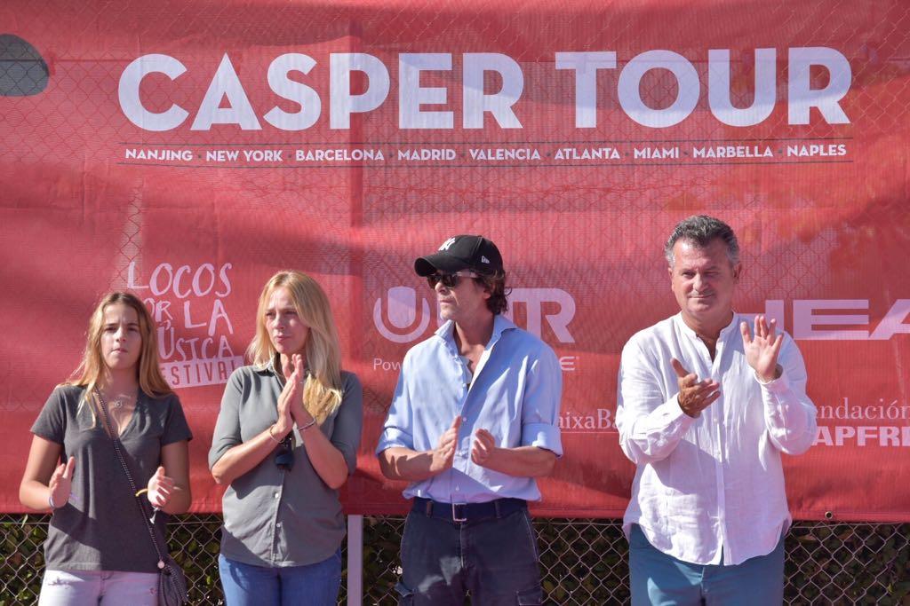 Image for Madrid se vuelca con el Circuito Casper Tour, con un nuevo formato de clubes en La Ciudad de la Raqueta
