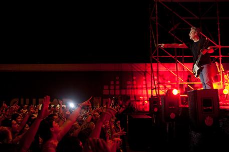V Festival de Música Ciudad de la Raqueta, con acordes solidarios photo