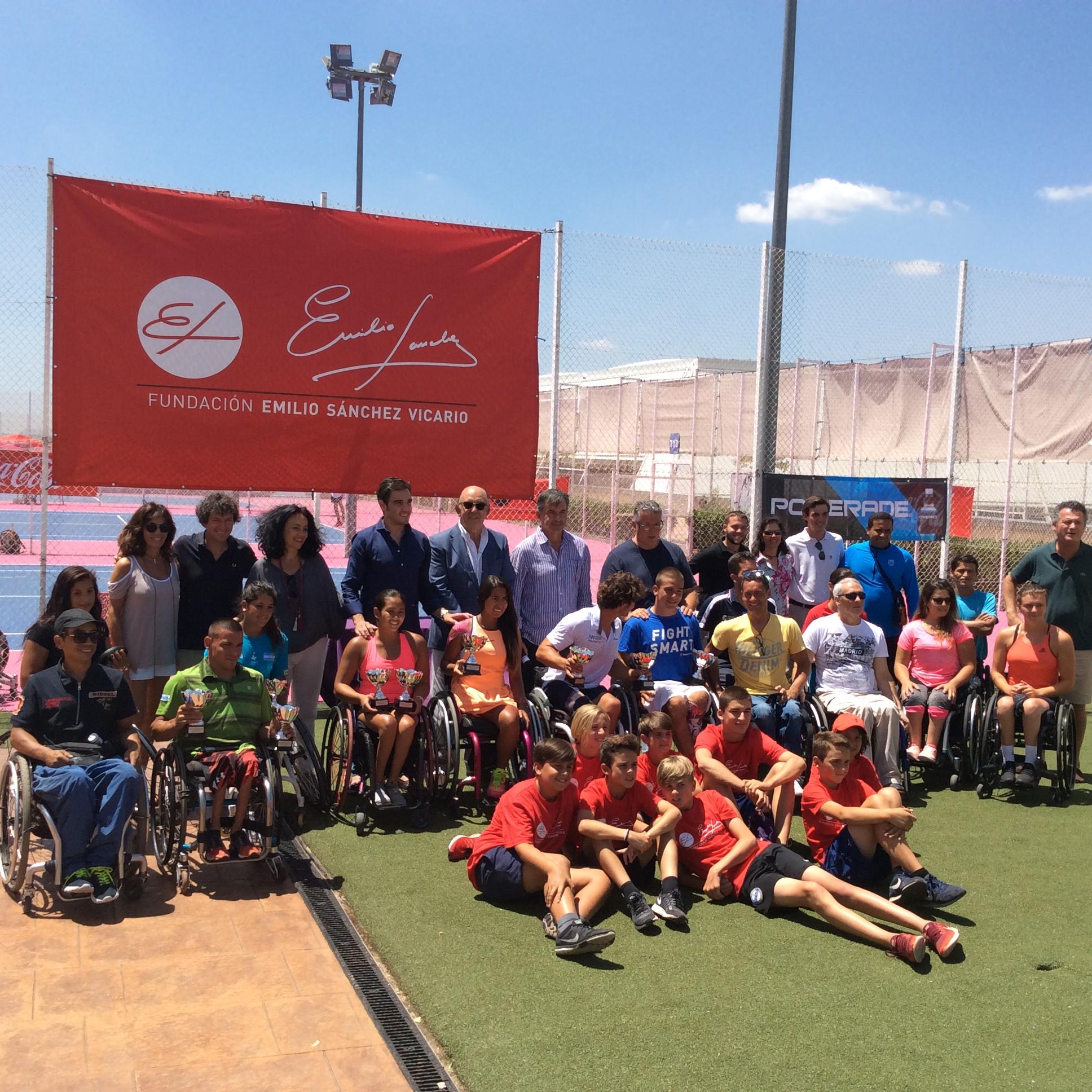 Image for VII ITF Wheelchair Fundación Emilio Sánchez Vicario en La Ciudad de la Raqueta, Madrid.