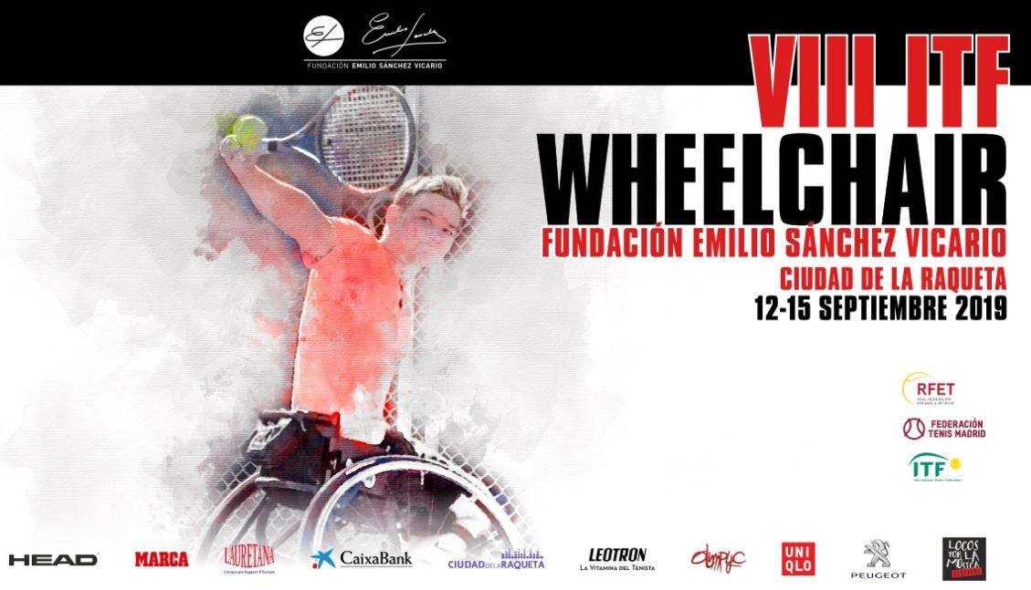 Image for VIII Edición del Torneo ITF Wheelchair Fundación Emilio Sánchez Vicario